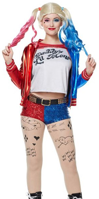 70481c95f96f The Best Discount Harley Quinn Costumes