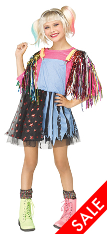 Child Birds of Prey Costume for Girls