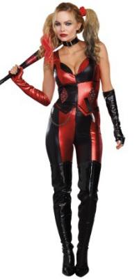 Secret wishes batman arkham city sexy harley quinn costume