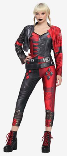 Harley Quinn Hot Topic Costume