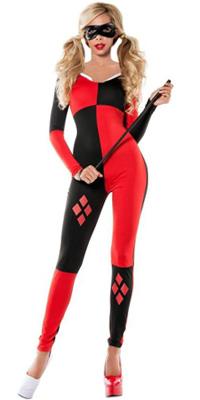Harley Quinn Jumpsuit