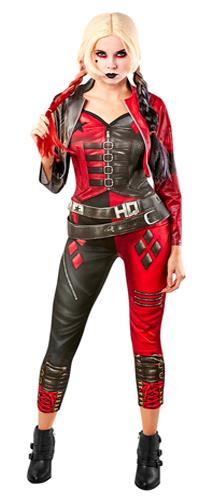 Suicide Squad 2 Harley Quinn  Costume