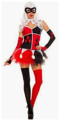 Sexy Harley Jester